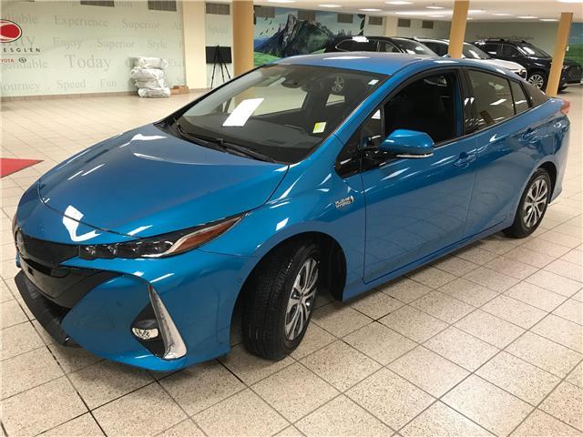 2020 Toyota Prius Prime Upgrade (Stk: 200968) in Calgary - Image 1 of 21
