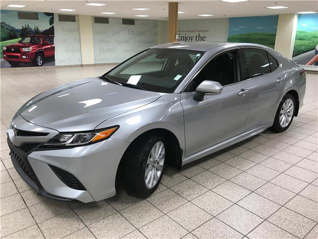 2019 Toyota Camry SE (Stk: 5809) in Calgary - Image 1 of 21