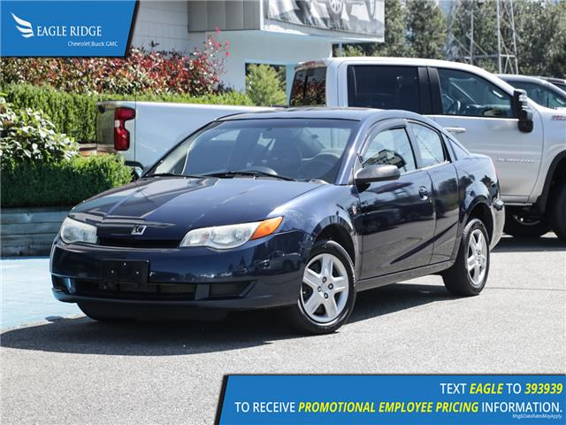 2007 Saturn ION 2 Base (Stk: 075402) in Coquitlam - Image 1 of 11