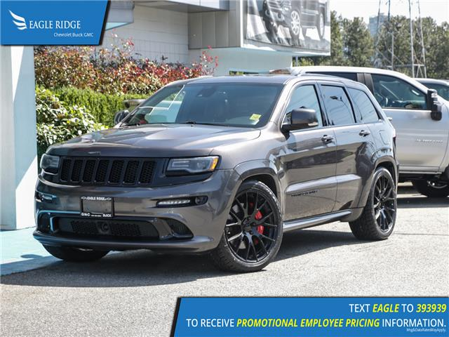 2014 Jeep Grand Cherokee SRT (Stk: 140088) in Coquitlam - Image 1 of 17