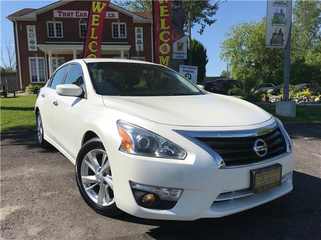 2015 Nissan Altima 2.5 SV (Stk: 5609) in London - Image 1 of 24