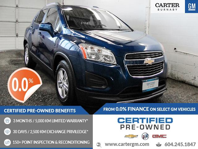 2013 Chevrolet Trax 2LT (Stk: C0-79661) in Burnaby - Image 1 of 22
