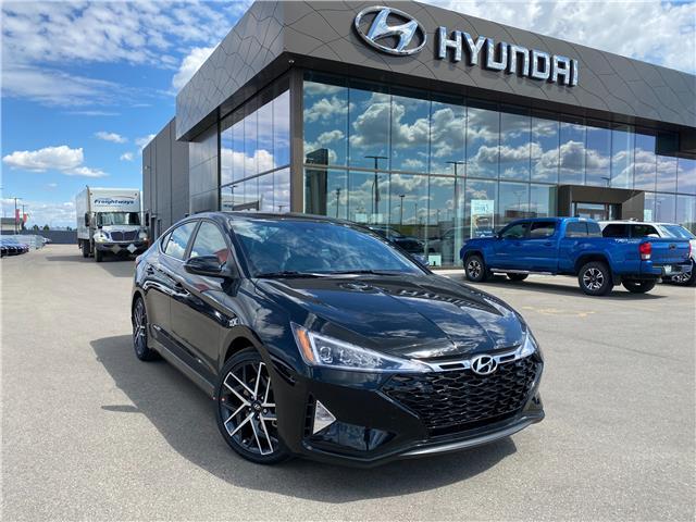 2020 Hyundai Elantra Sport (Stk: 30341) in Saskatoon - Image 1 of 16