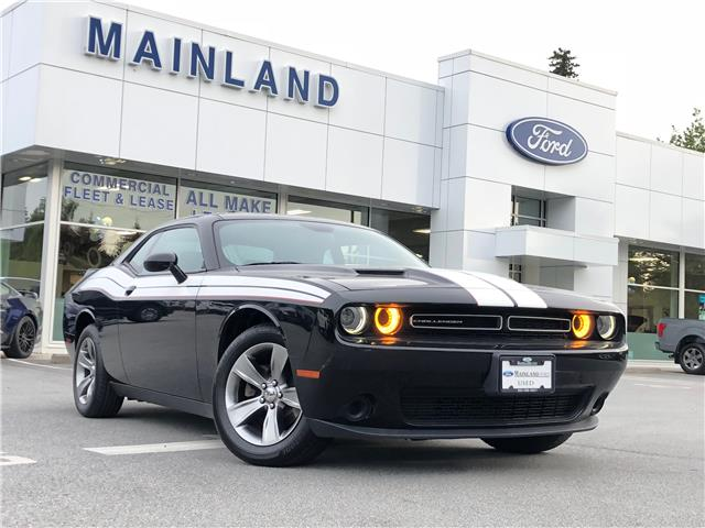 2015 Dodge Challenger SXT (Stk: 9MU0115A) in Vancouver - Image 1 of 30