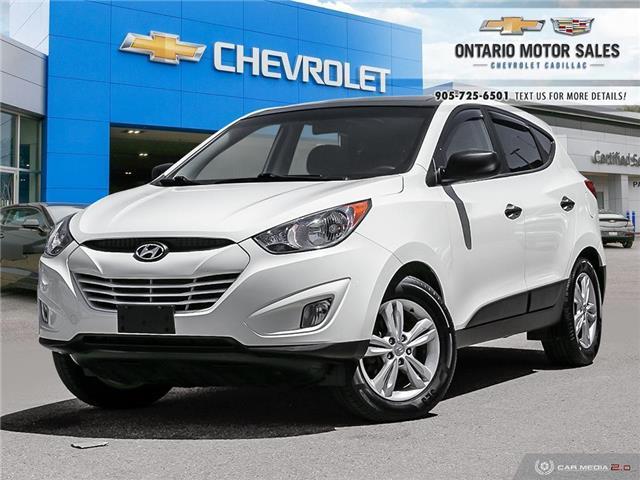 2013 Hyundai Tucson Premium (Stk: 118846A) in Oshawa - Image 1 of 36