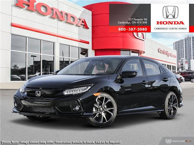 2020 Honda Civic Sport Touring (Stk: 20933) in Cambridge - Image 1 of 24