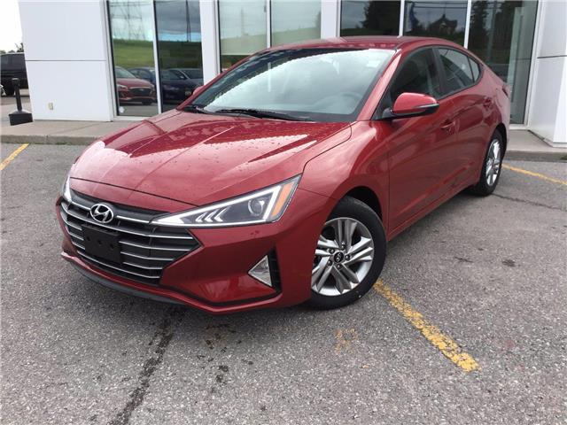 2020 Hyundai Elantra Preferred (Stk: H12498) in Peterborough - Image 1 of 24