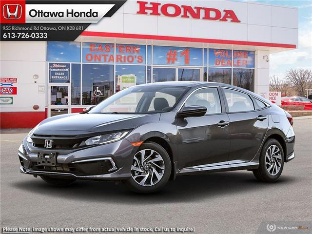 2020 Honda Civic EX (Stk: 335990) in Ottawa - Image 1 of 23