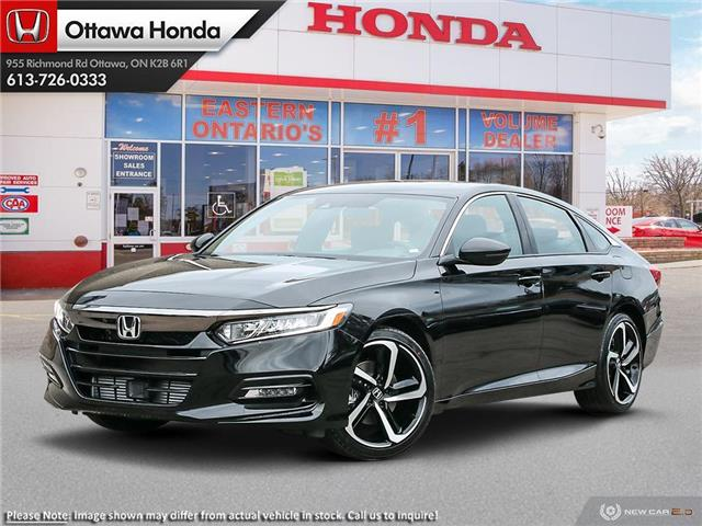 2020 Honda Accord Sport 2.0T (Stk: 335810) in Ottawa - Image 1 of 23