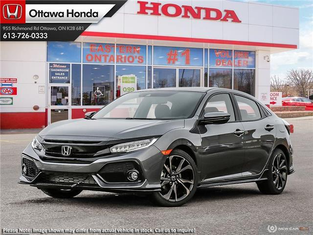 2020 Honda Civic Sport Touring (Stk: 335770) in Ottawa - Image 1 of 23