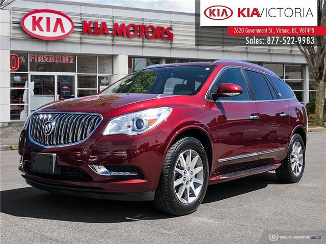 2016 Buick Enclave Leather (Stk: SO20-297EVA) in Victoria - Image 1 of 23