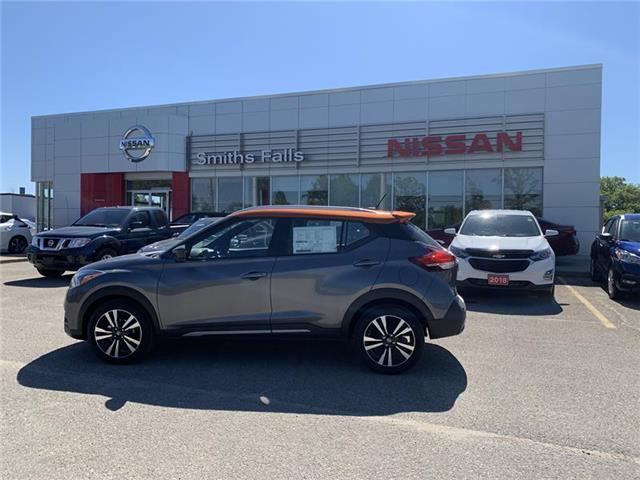 2020 Nissan Kicks SR (Stk: 20-152) in Smiths Falls - Image 1 of 13
