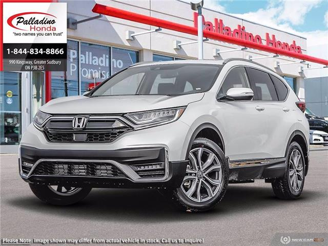 2020 Honda CR-V Touring (Stk: 22592) in Greater Sudbury - Image 1 of 23