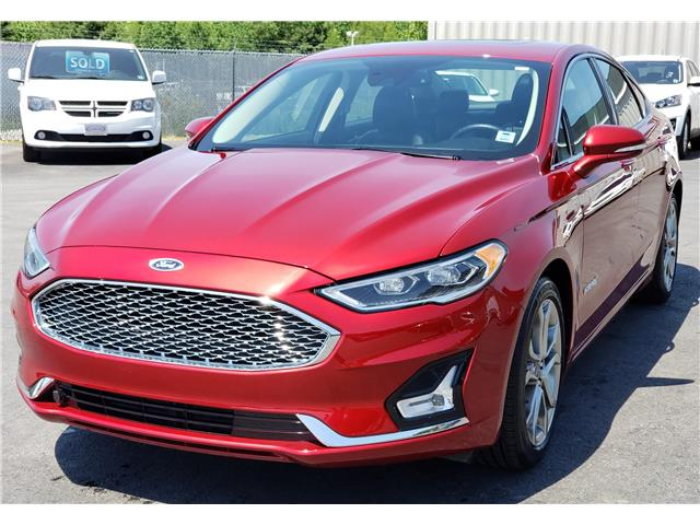 2019 Ford Fusion Hybrid Titanium (Stk: 10777) in Lower Sackville - Image 1 of 24