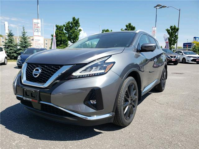 2020 Nissan Murano Platinum (Stk: LN138525) in Bowmanville - Image 1 of 33