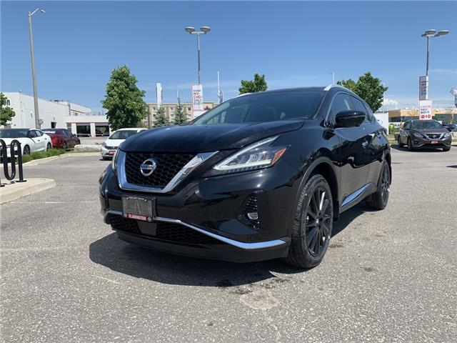 2020 Nissan Murano Platinum (Stk: LN145412) in Bowmanville - Image 1 of 31