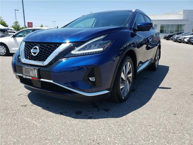 2020 Nissan Murano SL (Stk: LN134867) in Bowmanville - Image 1 of 33