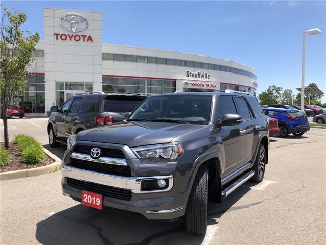 2019 Toyota 4Runner SR5 JTEBU5JR6K5676736 P2047A in Whitchurch-Stouffville