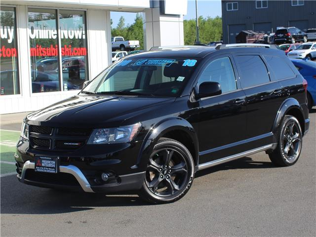 2018 Dodge Journey Crossroad (Stk: 200664B) in Fredericton - Image 1 of 20