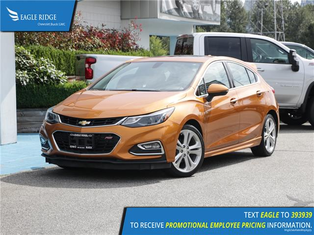 2017 Chevrolet Cruze Hatch Premier Auto (Stk: 179291) in Coquitlam - Image 1 of 17