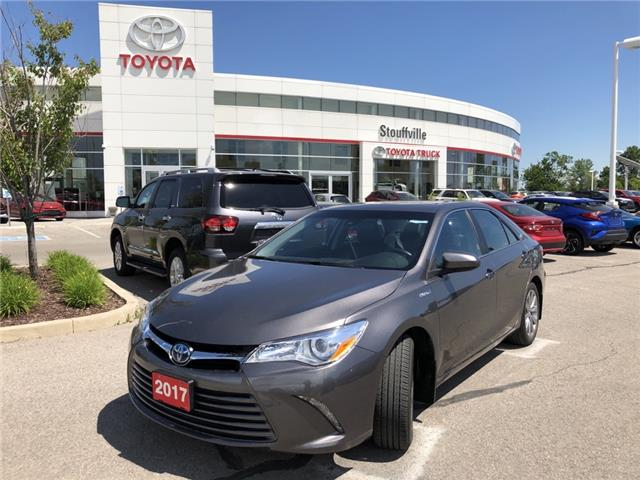 2017 Toyota Camry Hybrid XLE (Stk: P2184) in Whitchurch-Stouffville - Image 1 of 16