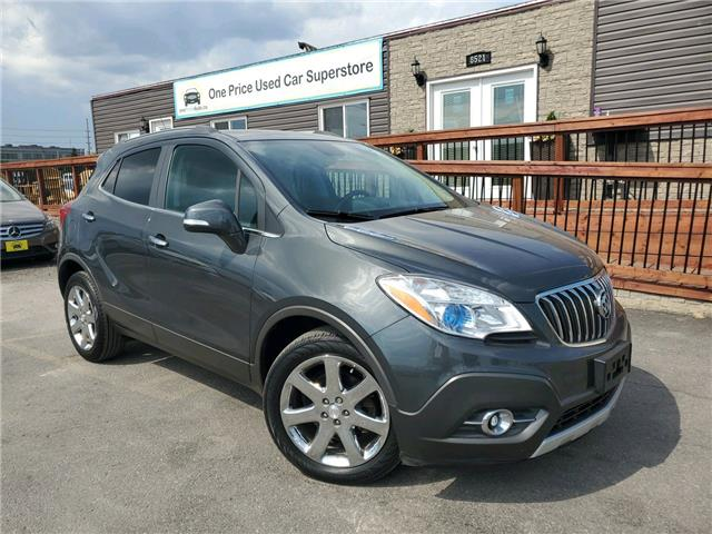 2016 Buick Encore Leather (Stk: 10605) in Milton - Image 1 of 23
