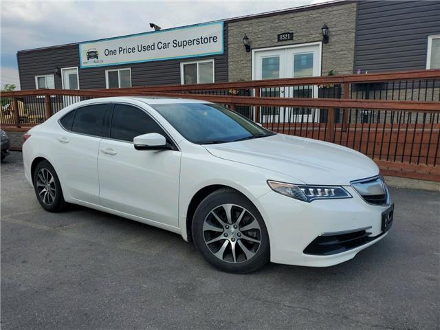 2016 Acura TLX Tech (Stk: 10622) in Milton - Image 1 of 14