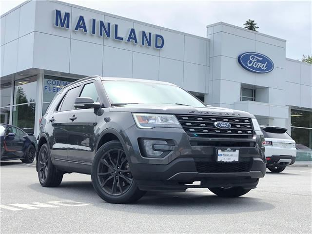 2017 Ford Explorer XLT (Stk: P27066) in Vancouver - Image 1 of 30