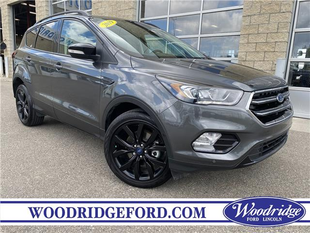 2019 Ford Escape Titanium (Stk: 17520) in Calgary - Image 1 of 20