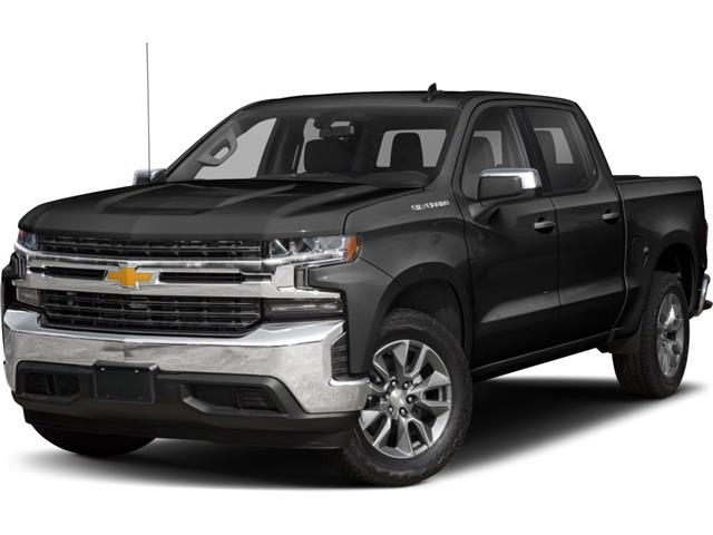2020 Chevrolet Silverado 1500 RST (Stk: XTFKW4) in Whitehorse - Image 1 of 1
