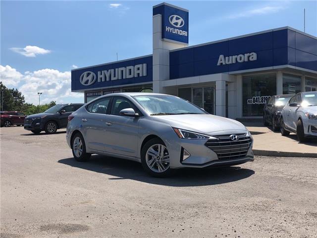 2020 Hyundai Elantra  (Stk: 22168) in Aurora - Image 1 of 15