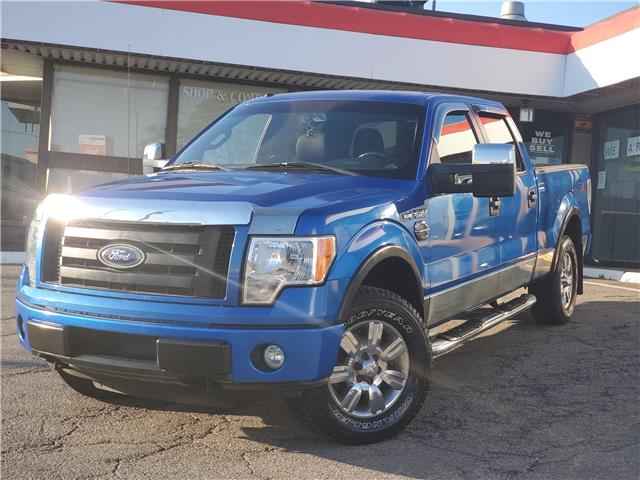 2010 Ford F-150 FX4 (Stk: 2002079) in Waterloo - Image 1 of 24