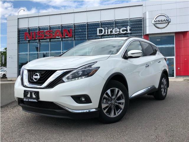 2018 Nissan Murano SV AWD | BRAND NEW!!! (Stk: N3564) in Mississauga - Image 1 of 19
