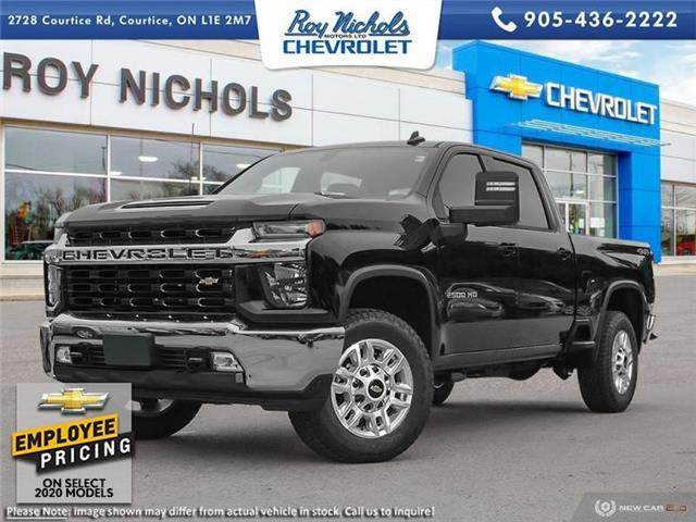 2020 Chevrolet Silverado 2500HD LT (Stk: 70980) in Courtice - Image 1 of 9