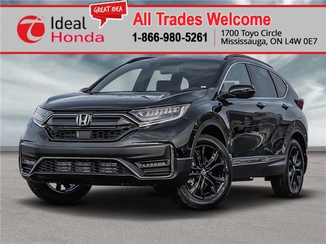 2020 Honda CR-V Black Edition (Stk: I200405) in Mississauga - Image 1 of 23