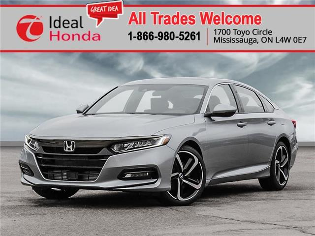 2020 Honda Accord Sport 1.5T (Stk: I200090) in Mississauga - Image 1 of 23