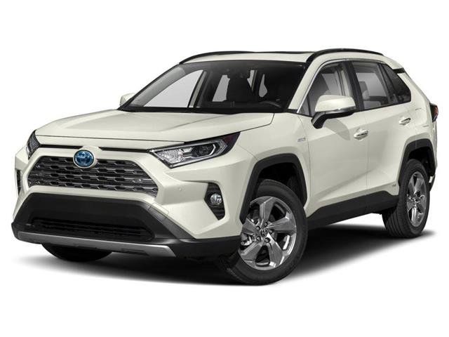 2020 Toyota RAV4 Hybrid Limited (Stk: N20316) in Timmins - Image 1 of 9