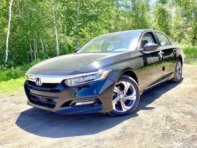 2020 Honda Accord EX-L 1.5T (Stk: 200116) in Orléans - Image 1 of 24