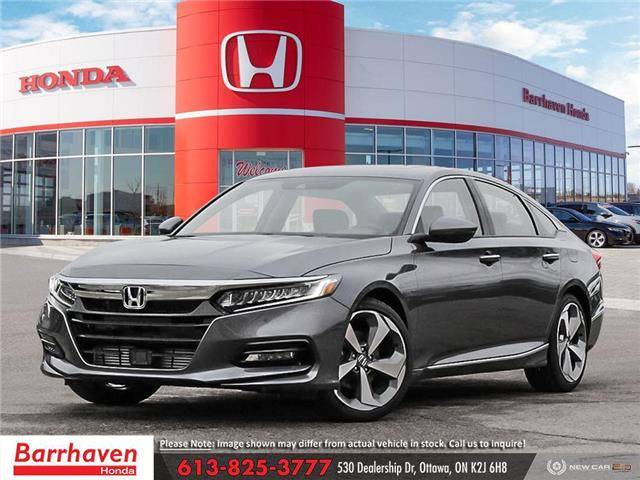 2020 Honda Accord Touring 1.5T (Stk: 2963) in Ottawa - Image 1 of 23