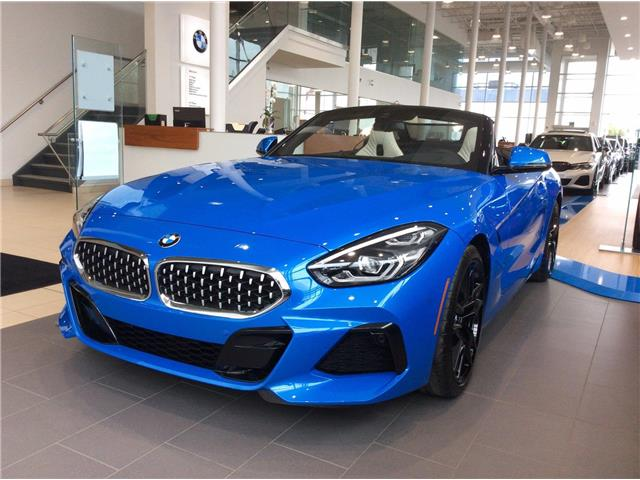 2019 BMW Z4 sDrive30i (Stk: 13446) in Gloucester - Image 1 of 18
