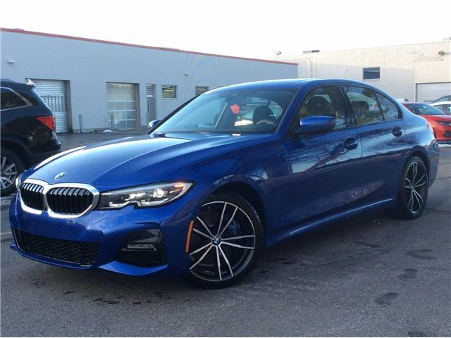 2020 BMW 330i xDrive (Stk: 13653) in Gloucester - Image 1 of 25