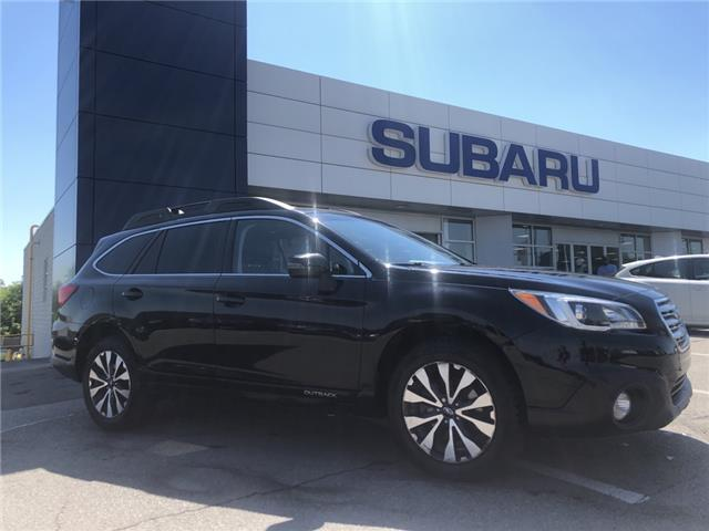 2016 Subaru Outback 3.6R Limited Package (Stk: P604) in Newmarket - Image 1 of 1