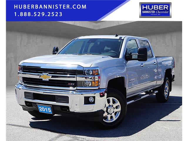 2015 Chevrolet Silverado 3500HD LTZ (Stk: N16020A) in Penticton - Image 1 of 26