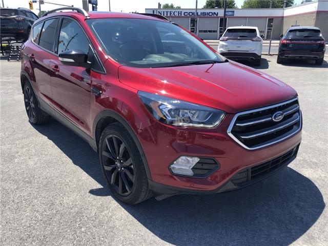 2019 Ford Escape Titanium (Stk: R229A) in Cornwall - Image 1 of 29