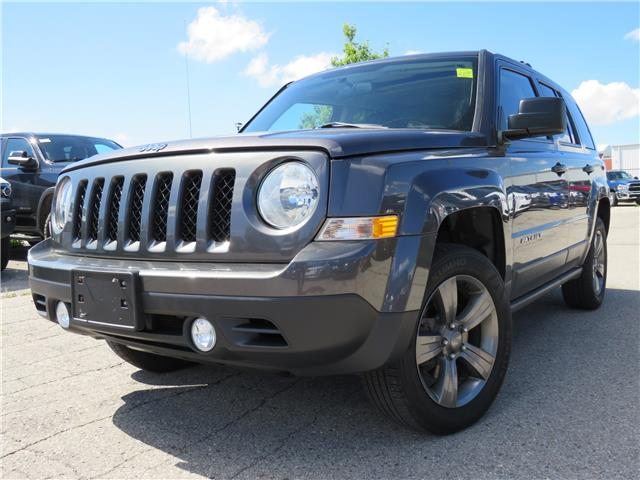 2015 Jeep Patriot Sport/North (Stk: 48751) in St. Thomas - Image 1 of 43