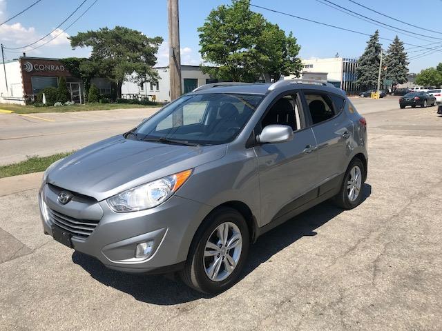 2011 Hyundai Tucson GLS (Stk: 8106) in Etobicoke - Image 1 of 13