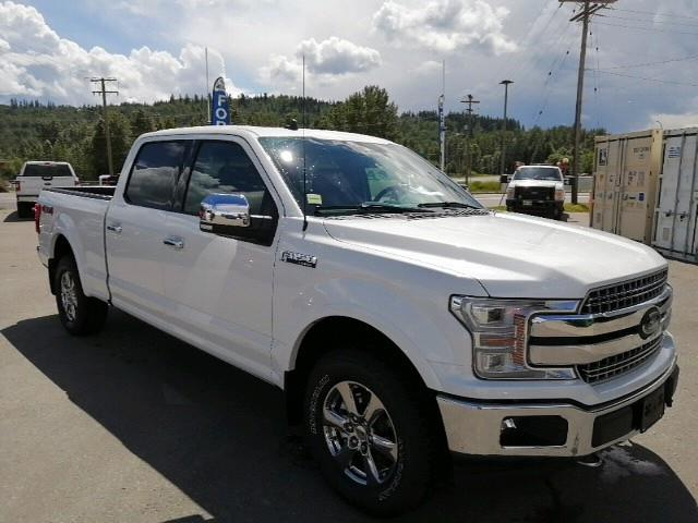 2020 Ford F-150 Lariat (Stk: 20T087) in Quesnel - Image 1 of 17