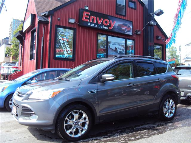 2013 Ford Escape SEL (Stk: ) in Ottawa - Image 1 of 30
