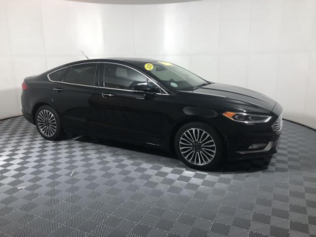 2018 Ford Fusion Hybrid  (Stk: 215408) in Brampton - Image 1 of 1