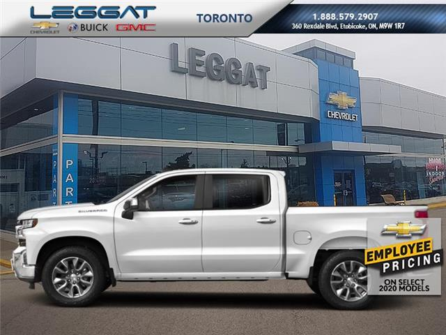 2020 Chevrolet Silverado 1500 LT Trail Boss (Stk: 282084) in Etobicoke - Image 1 of 1
